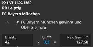 Leipzig Bayern Boost Neobet