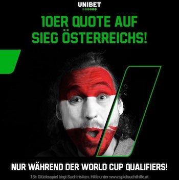 Unibet Österreich Boost vs Schottland